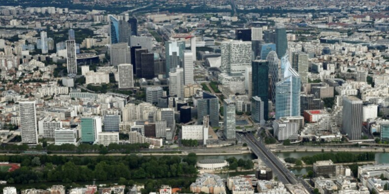 """Brexit : La Défense """"coasse"""" pour attirer les entreprises de la City"""