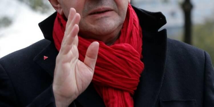 Mélenchon préféré à Hollande, selon un sondage Odoxa