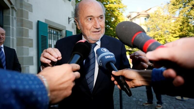 Sepp Blatter devant le Tribunal arbitral du sport