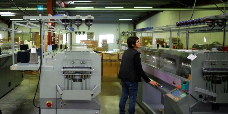 En France, la croissance du secteur manufacturier ralentit en février