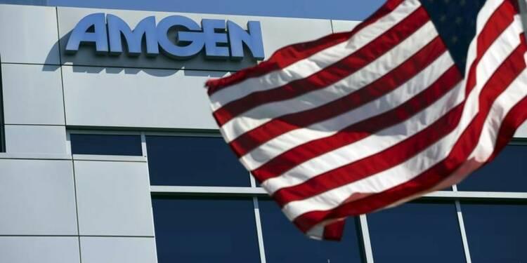 Amgen bat le consensus au quatrième trimestre, étude positive sur le Repatha