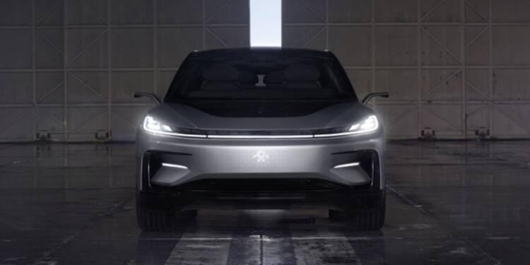 Faraday Future dévoile sa voiture pour concurrencer Tesla, mais verra-t-elle le jour ?