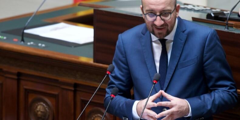 Belgique: le Premier ministre défend ses réformes libérales avant un vote de confiance