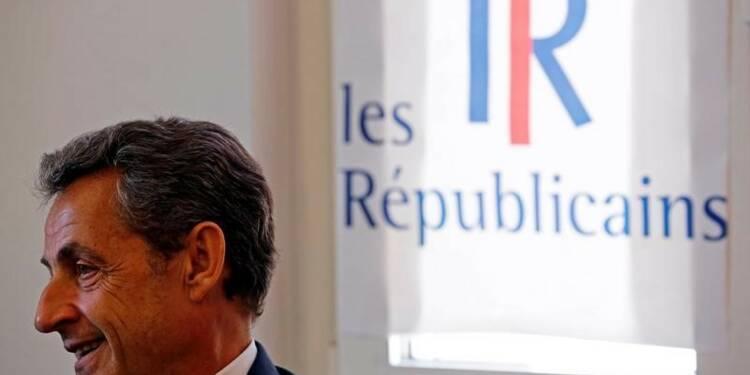 Sarkozy propose une réunion à trois à Fillon et Juppé