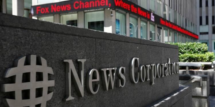Le chiffre d'affaire de News Corp en baisse de 2,4%