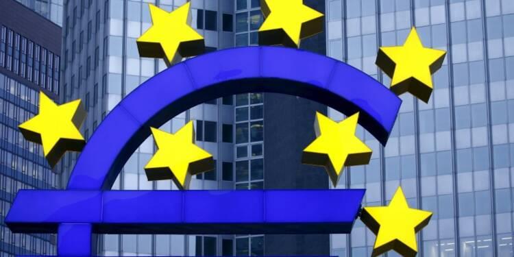 La croissance dans la zone euro s'accélère légèrement au quatrième trimestre, comme prévu