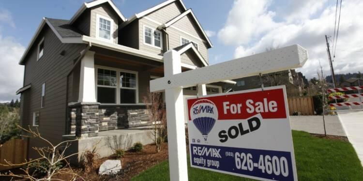 Les promesses de ventes de logements en janvier aux USA à un plus bas d'un an