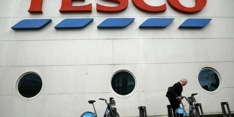 Tesco accroît sa part de marché, une première depuis 2011