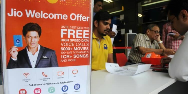 En Inde, la guerre des opérateurs mobiles est déclarée
