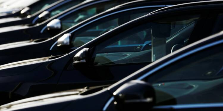 Le marché automobile britannique en hausse en octobre