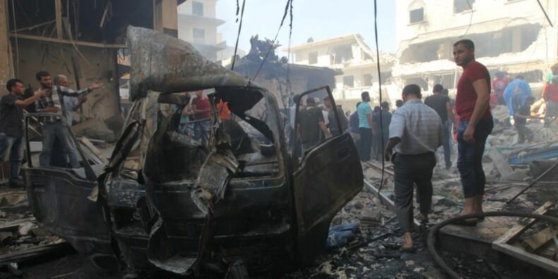 Plus de 300.000 morts attestées en Syrie, selon l'OSDH