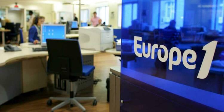 """Richard Lenormand, patron d'Europe 1 : """"Nous allons vite régler la question Morandini"""""""