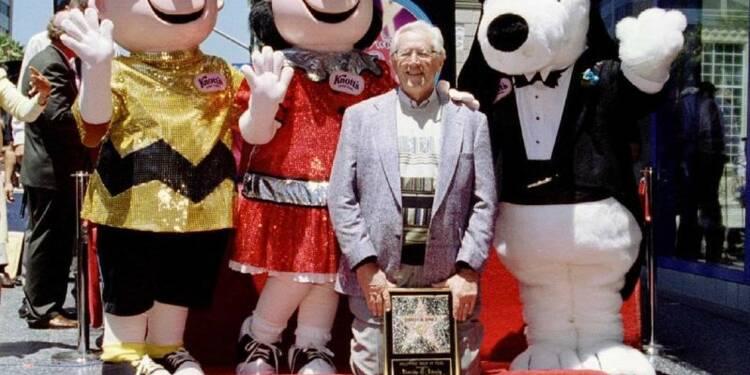 Snoopy et les Peanuts sont à vendre