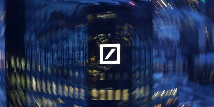 Les litiges pèsent sur le 4e trimestre de Deutsche Bank