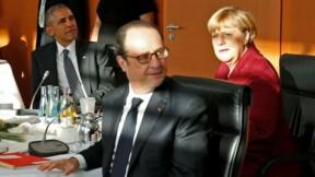 Obama et les Européens affichent leur unité une dernière fois