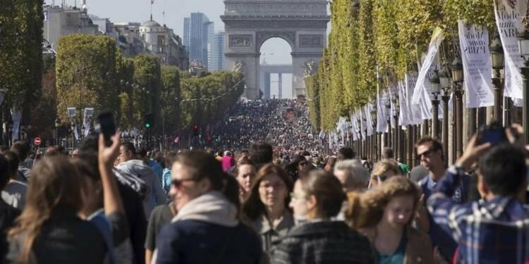 La France approche des 66 millions d'habitants