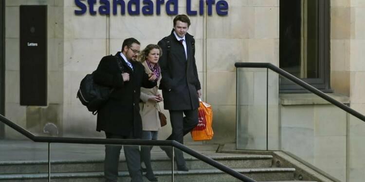 Standard Life et Aberdeen annoncent leur projet de fusion