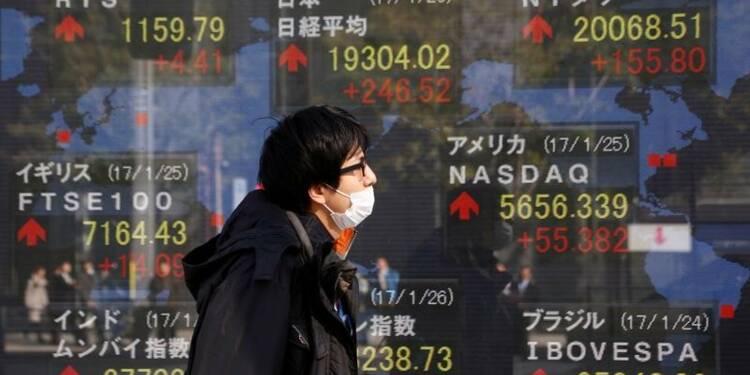 La Bourse de Tokyo cède 0,35%, Toyota pèse