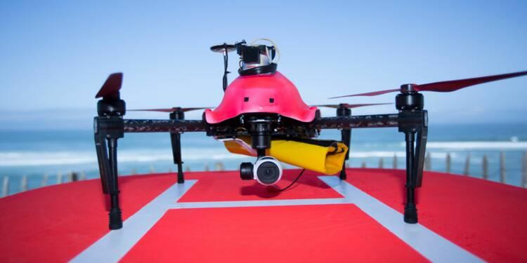 Helper : ce drone va sauver des vies