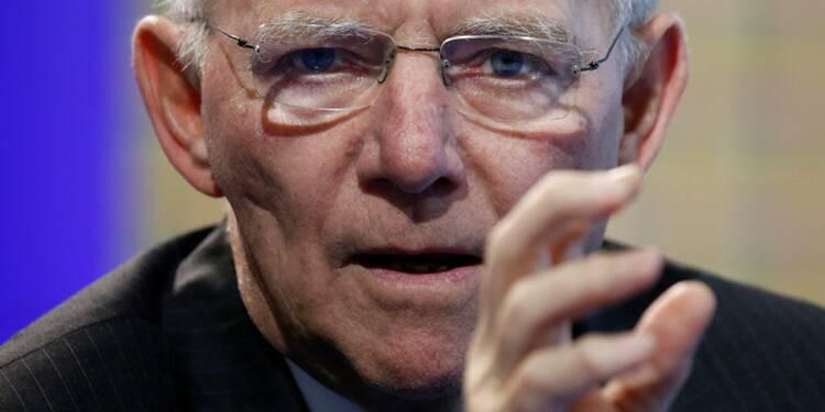 Schäuble met en garde la France contre la tentation populiste