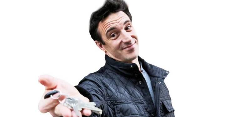 Nicolas Paradis : c'est le gardien de votre double de clés