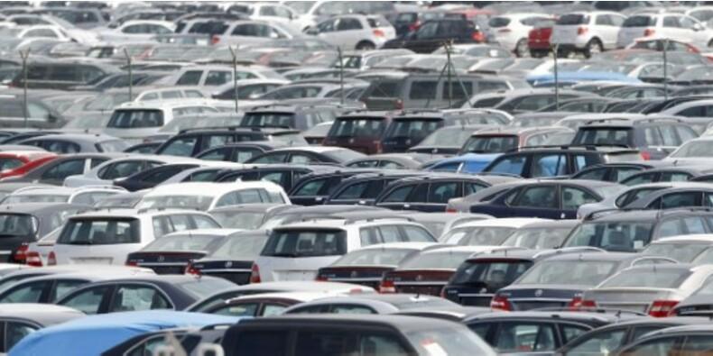 Ventes de voitures neuves en hausse de 2,5% en septembre