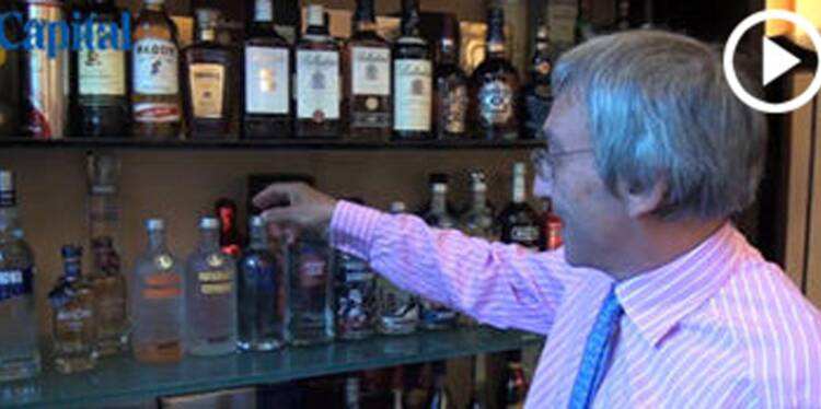 Le bureau de... Pierre Pringuet, DG de Pernod Ricard