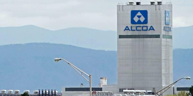 Alcoa plonge en Bourse après des résultats décevants