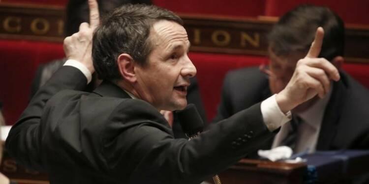 Thierry Mandon soutient le candidat Benoît Hamon