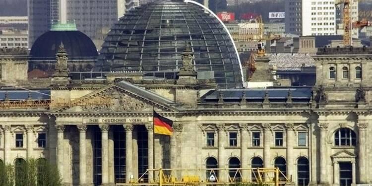 Le moral des investisseurs allemands meilleur que prévu