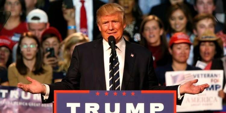Donald Trump donné vainqueur dans l'Etat du Wisconsin