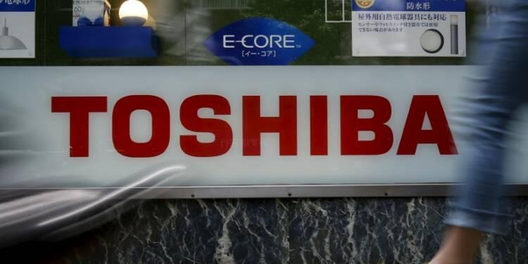 Toshiba veut un nouveau report pour ses comptes du 3e trimestre