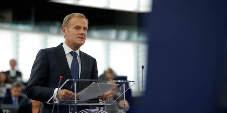 Tusk annonce la tenue dimanche du sommet UE-Canada sur le CETA