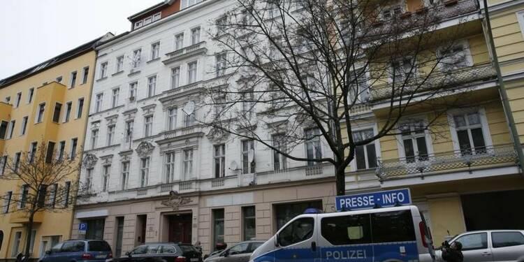 Perquisitions à Berlin liées à l'attentat de décembre