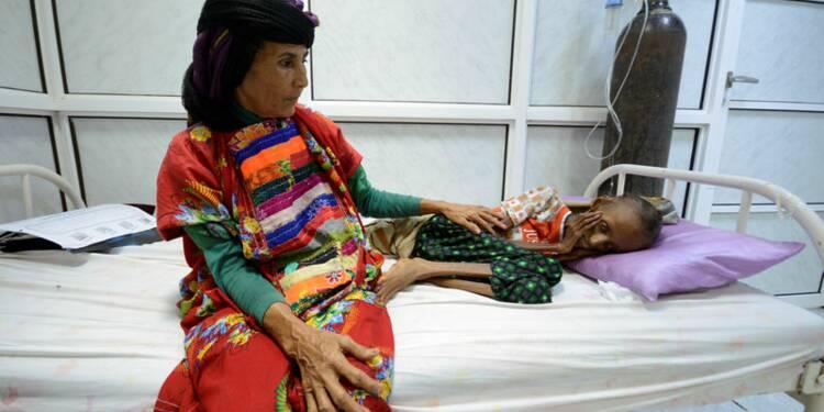 Près de 1,5 million d'enfants ont faim au Yémen