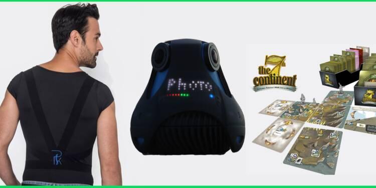 Crowdfunding : les 10 projets français qui ont levé le plus d'argent sur Kickstarter
