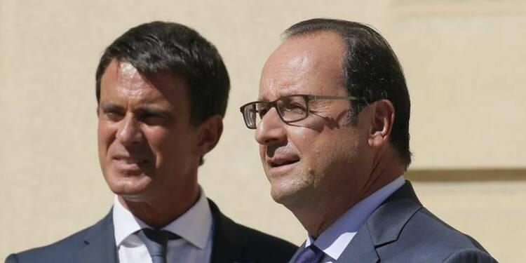 Valls le mieux placé à défaut de Hollande, selon Le Drian