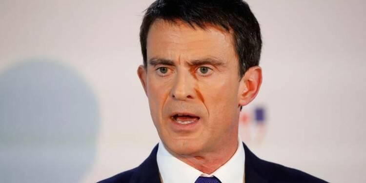 Valls appelle à bâtir une majorité présidentielle large et cohérente