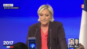 En vidéo : les discours d'Emmanuel Macron, Marine Le Pen et de Jean-Luc Mélenchon