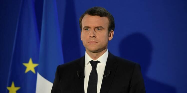Macron promet de rassembler une France déchirée