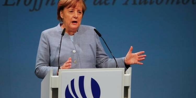 La CDU de Merkel s'impose dans le Schleswig-Holstein
