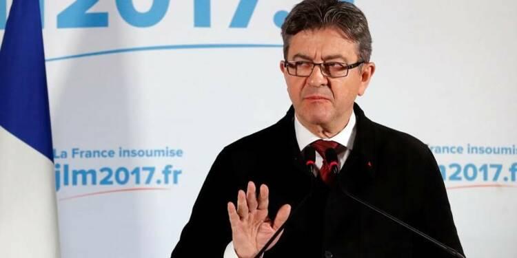 Législatives 2017 : Mélenchon repart en guerre, contre Macron