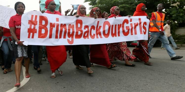 Libération de 82 lycéennes de Chibok, au Nigeria
