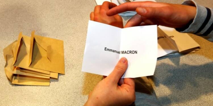 Macron élu avec 66,1% des voix, selon les résultats définitifs