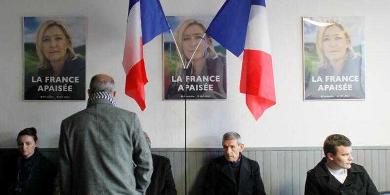 Le Pen et le FN à un moment critique
