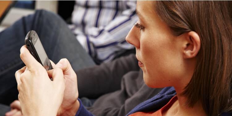 Mobile : le nombre de SMS envoyés a explosé en 2011