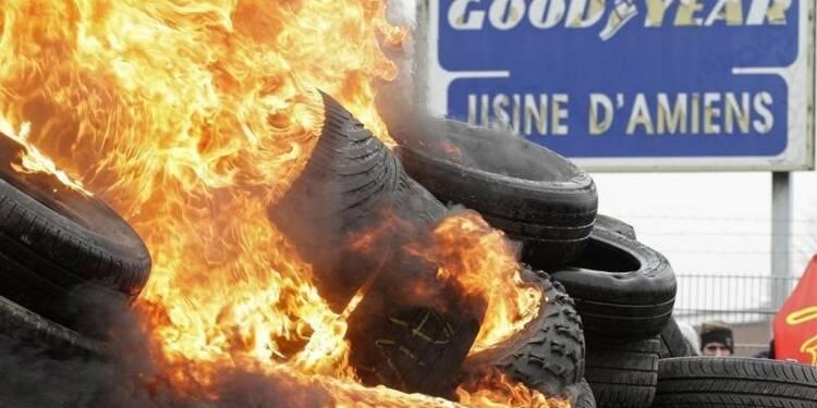 Neuf mois de prison ferme pour huit anciens salariés de Goodyear