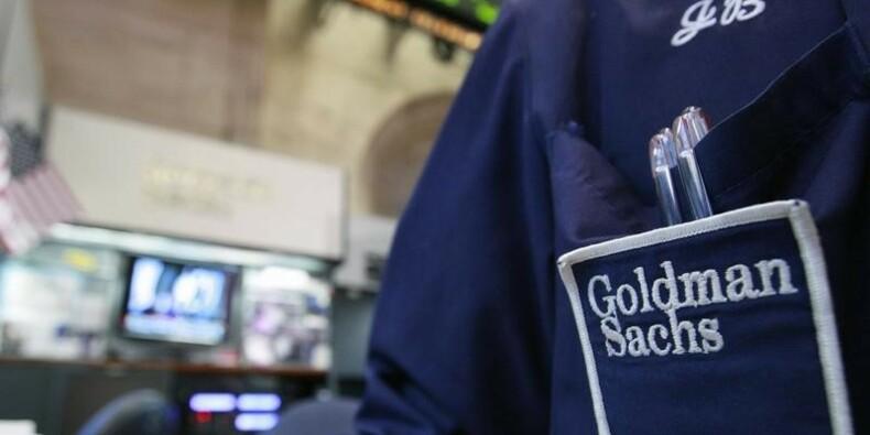 Goldman Sachs affiche encore une baisse du bénéfice trimestriel
