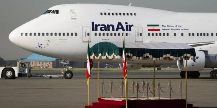 L'Iran va commander 100 avions à Boeing