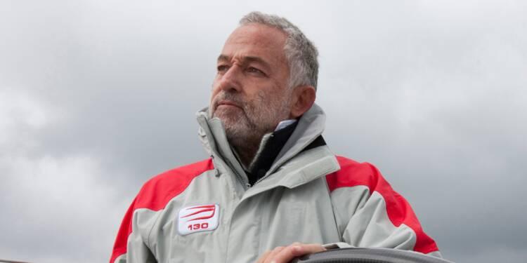 Luca Bassani Antivari ( né en 1956) : en lançant Wally, il a démodé tous les autres yachts